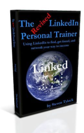 Image of The LinkedIn Personal Trainer book cover