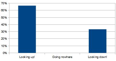 Poll results on 2012 Economy